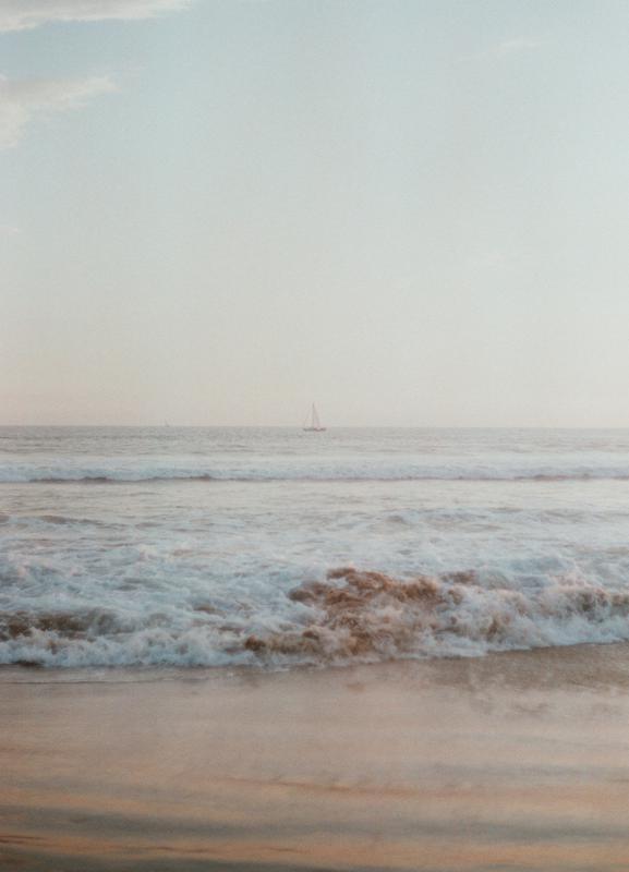 Ocean Breeze canvas doek