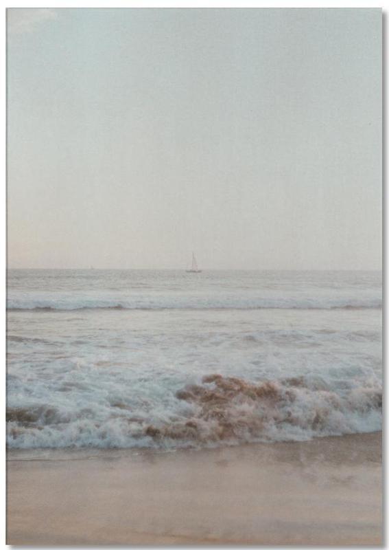 Ocean Breeze -Notizblock