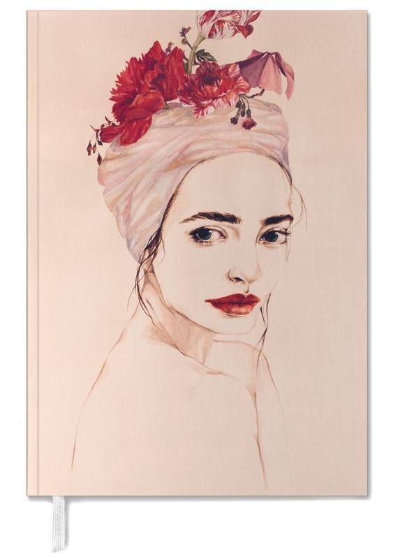Portretten, Mode-illustratie, France agenda