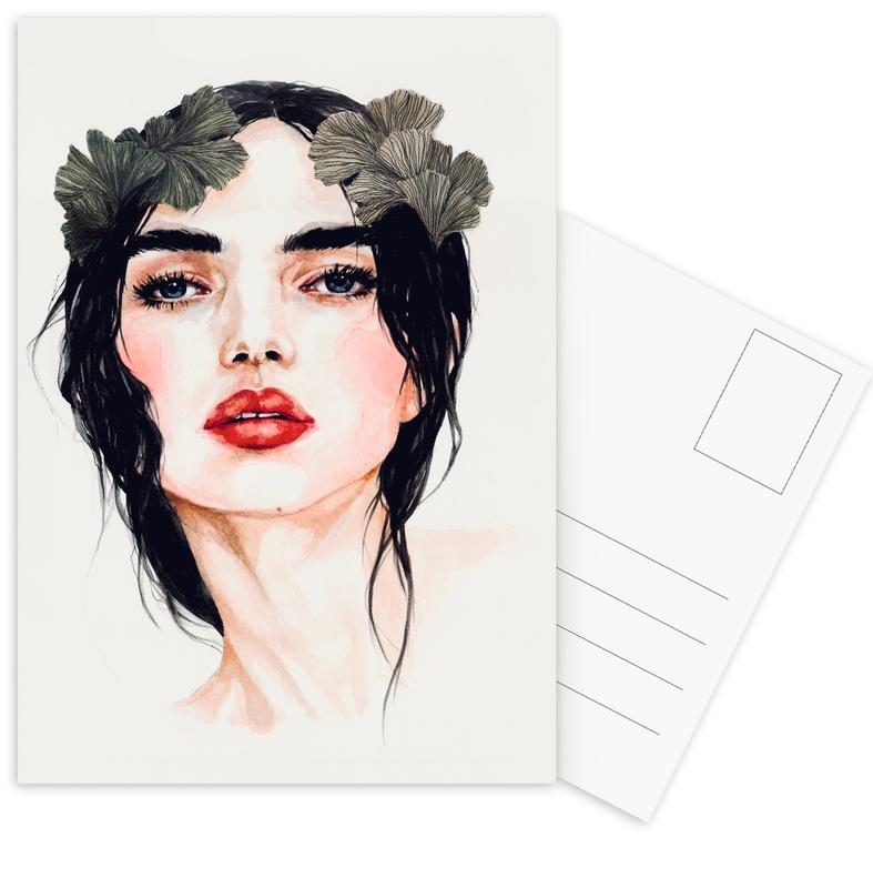 Freya -Postkartenset