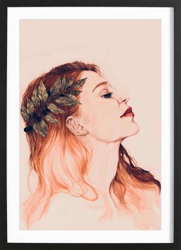Josephine ingelijste print