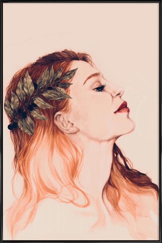 Josephine Framed Poster