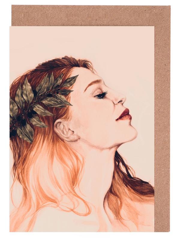 Josephine -Grußkarten-Set