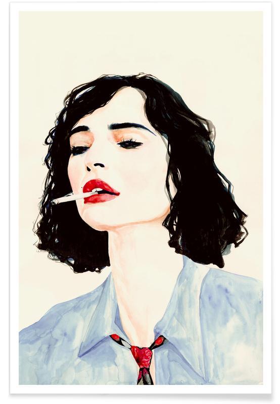Le Rêve Français Poster