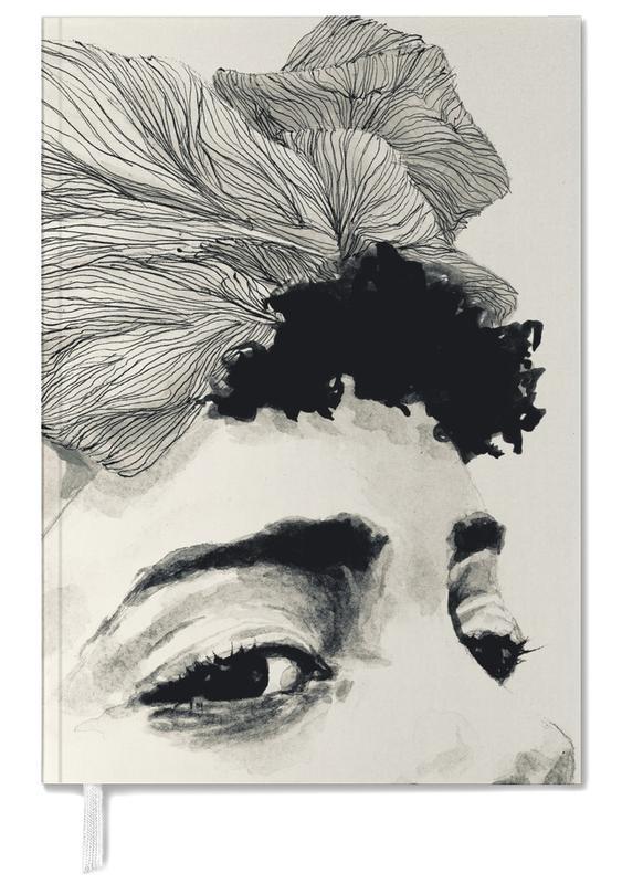 Détails corporels, Noir & blanc, Illustrations de mode, Look agenda