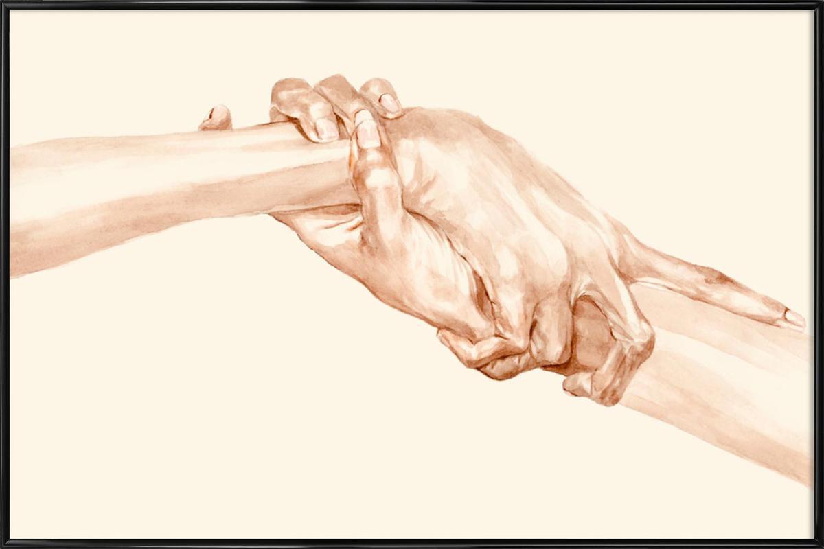 Self-Love ingelijste poster
