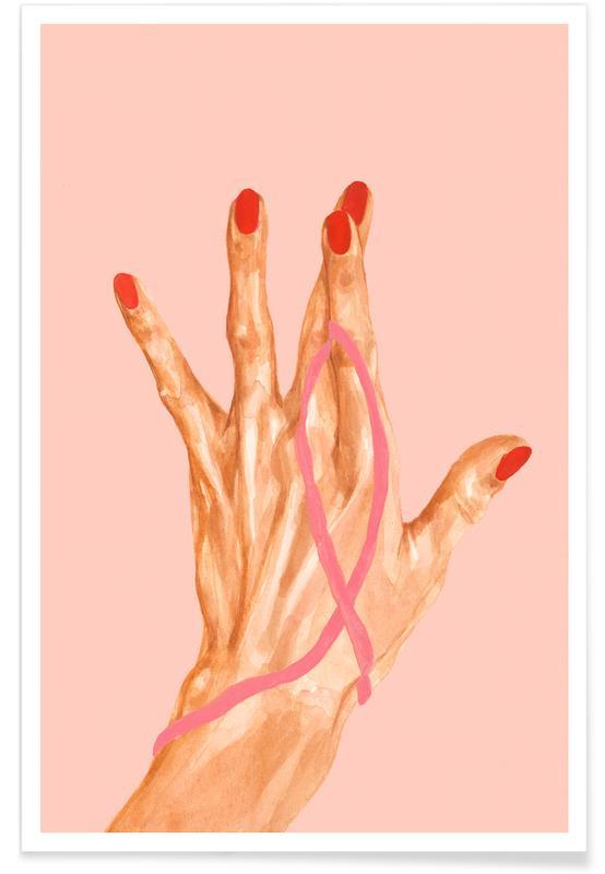 Körperformen, Promise -Poster
