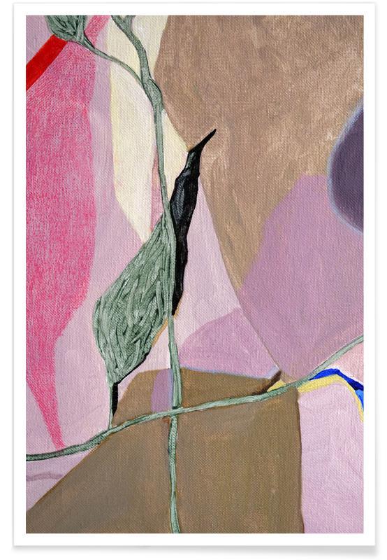 Paysages abstraits, La Danse affiche
