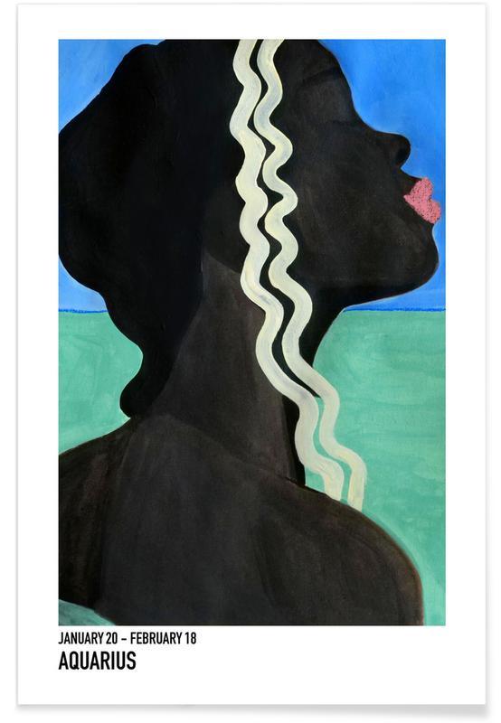 Portraits, Aquarius affiche