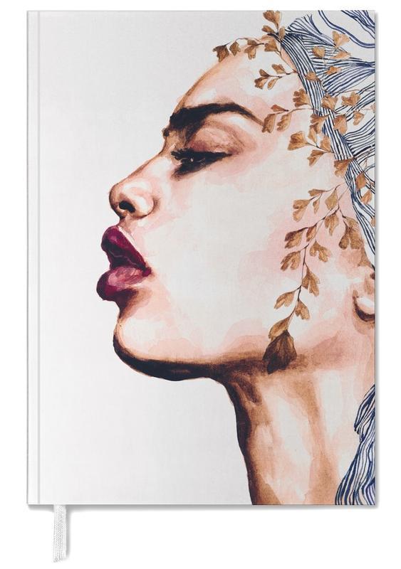 Portraits, Illustrations de mode, Cherished Dream agenda