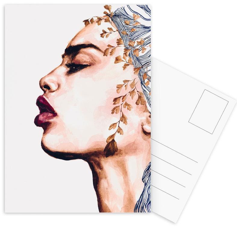 Cherished Dream -Postkartenset