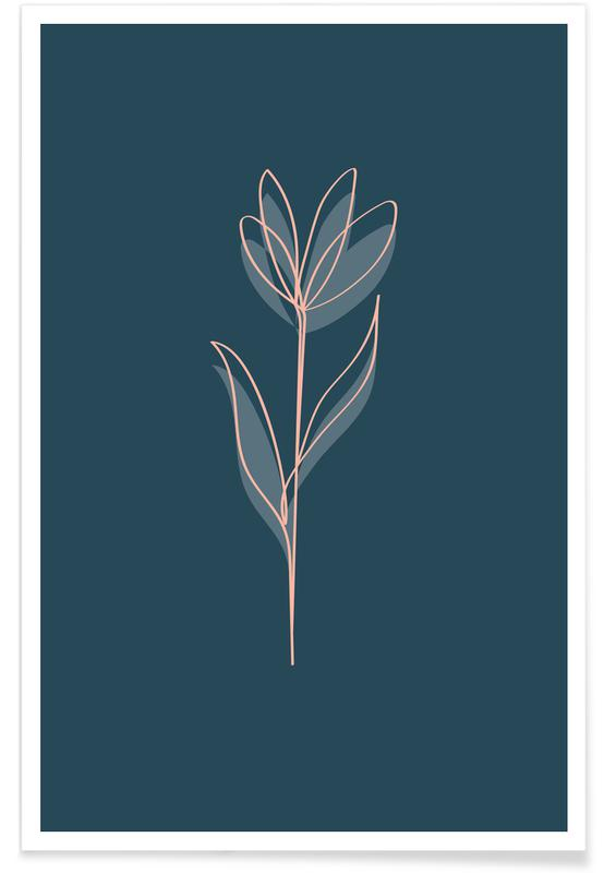 , Bloom -Poster