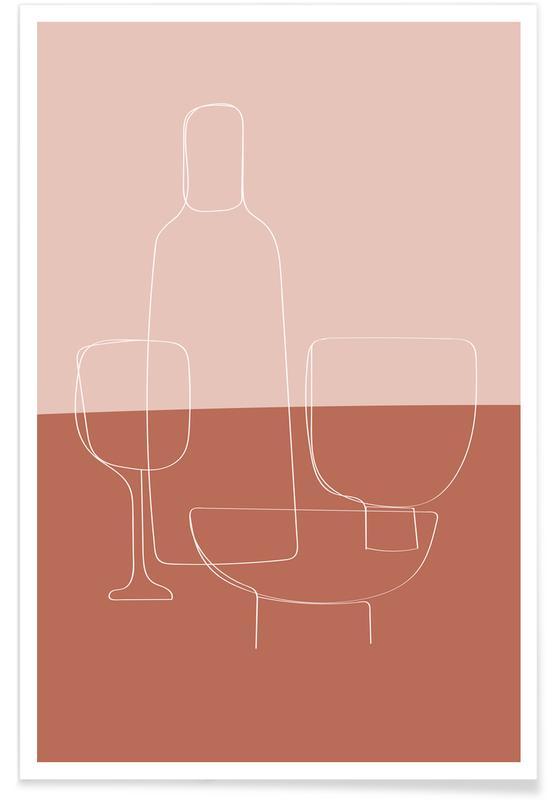 Tableware poster