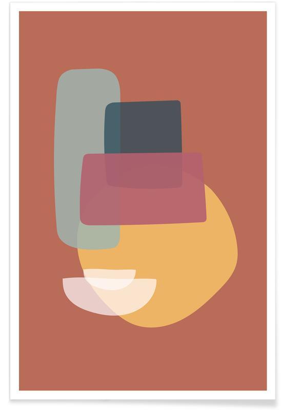 , Kitchen Cupboard -Poster