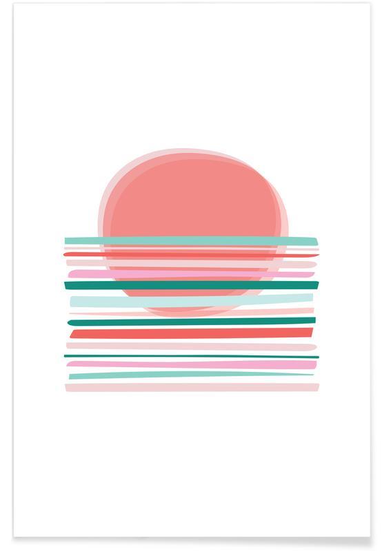 Sunset -Poster