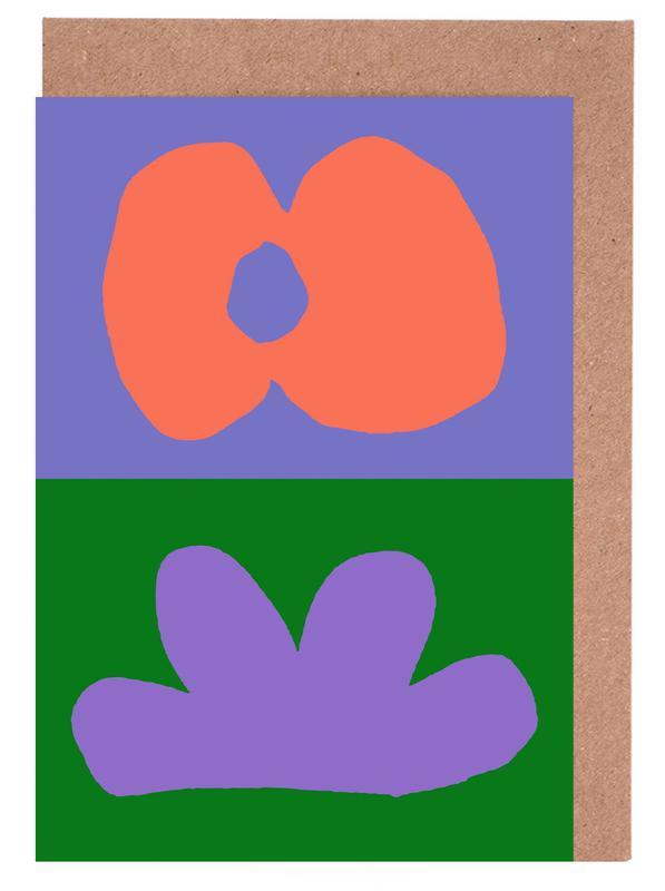 Wild Combination Greeting Card Set