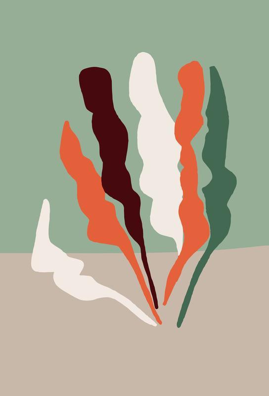 New Grass Acrylic Print