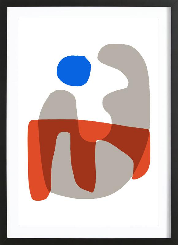 Mind Furnace Framed Print