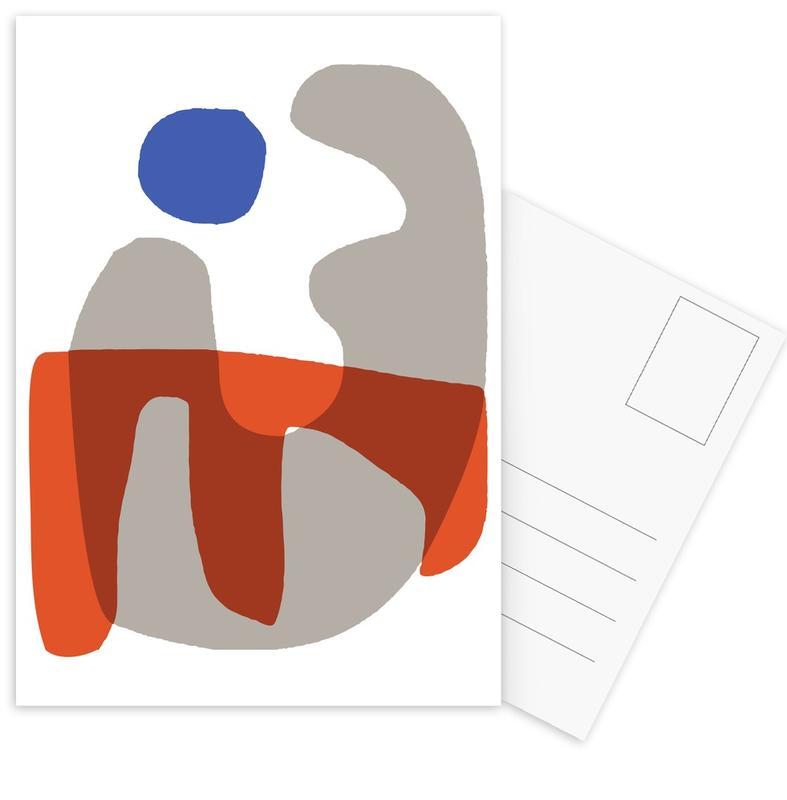 Mind Furnace Postcard Set