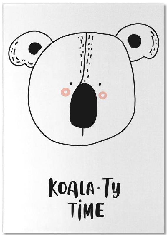 Koalas, Art pour enfants, Koala bloc-notes