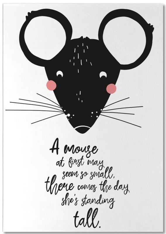 Art pour enfants, Mighty Mouse bloc-notes