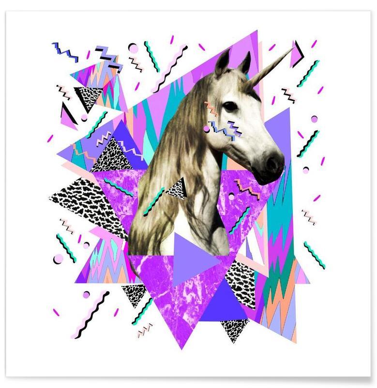 Licornes, Acid Wavves affiche