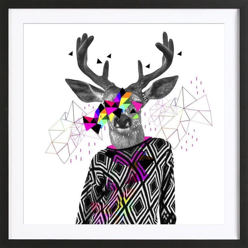 WWWW Framed Print