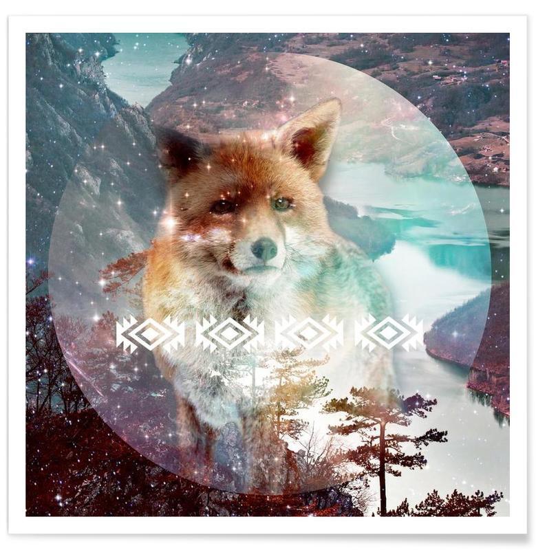Fox -Poster