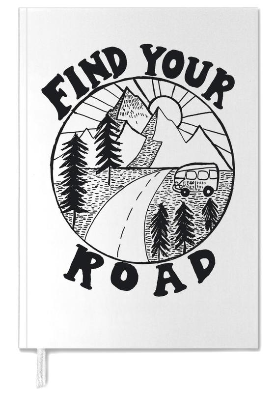 Find Your Road Personal Planner