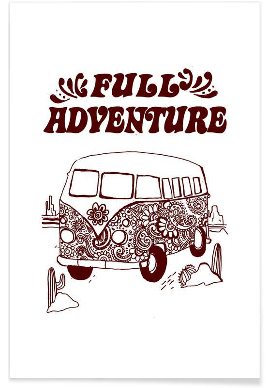 Voitures, Full Adventure affiche