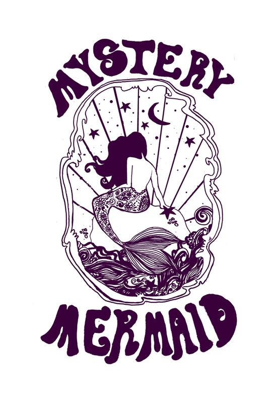 Mystery Mermaid -Alubild