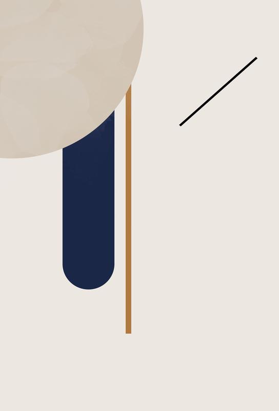 Tears -Acrylglasbild