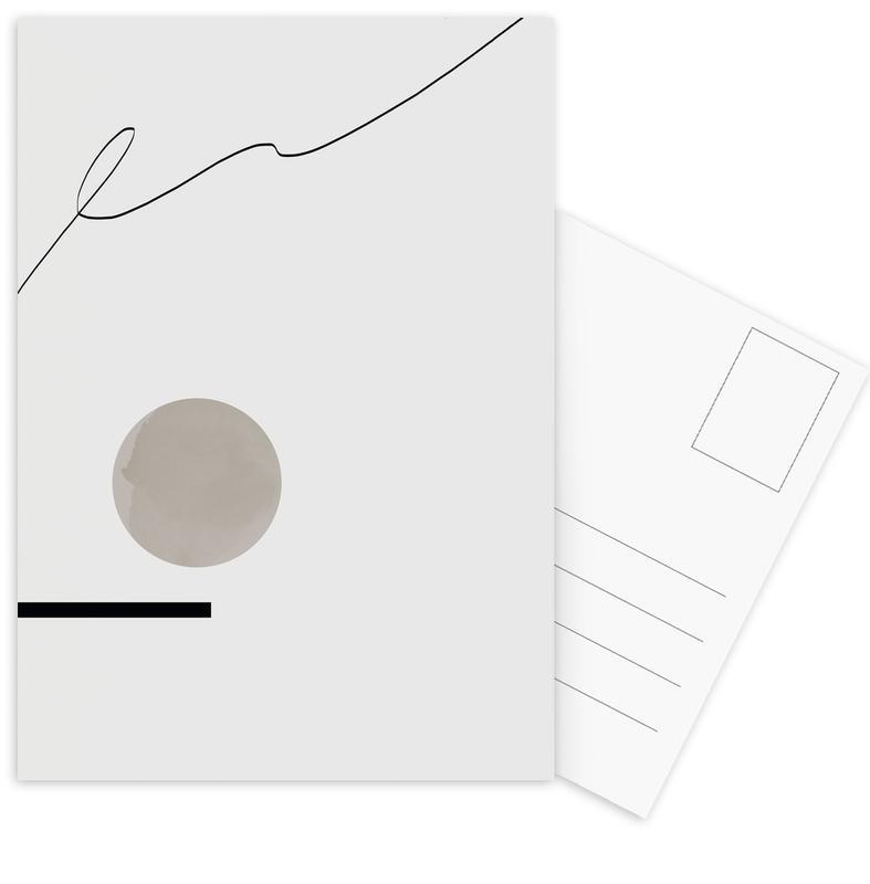Jump -Postkartenset
