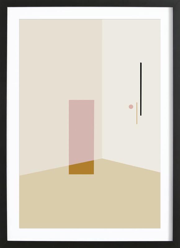 Separated 2 Framed Print