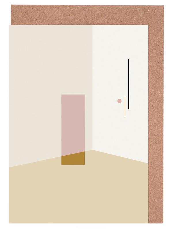 Separated 2 -Grußkarten-Set