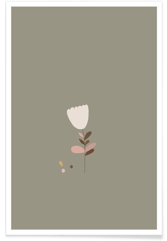 , Flower4 poster