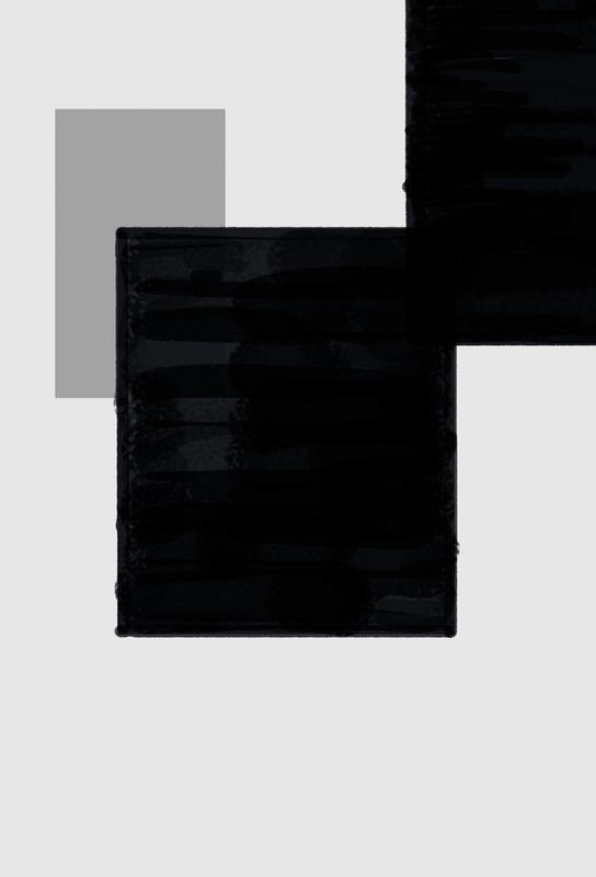 Dark and Brighter Aluminium Print