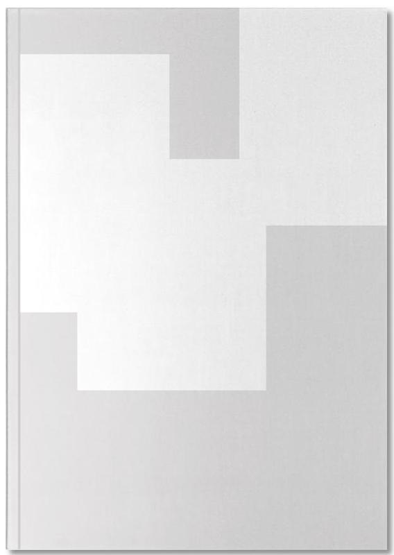 Three White Ones Notebook