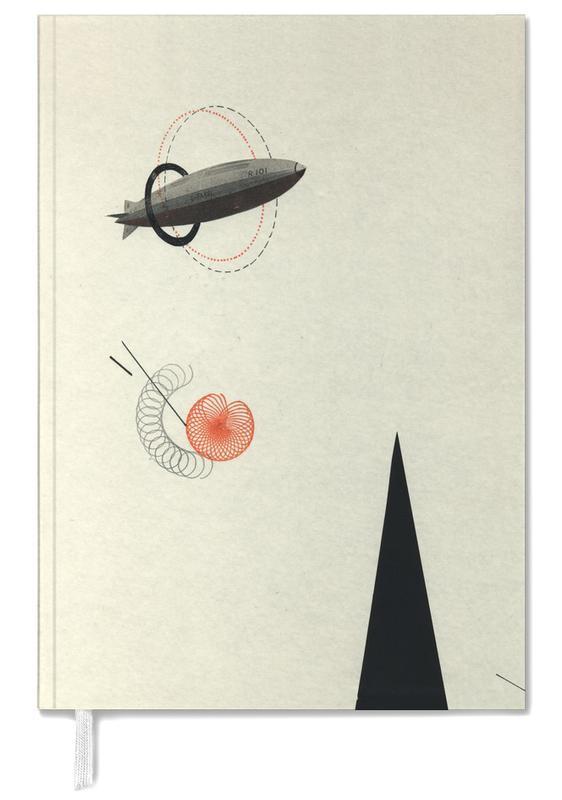 Vintage Zeppelin -Terminplaner