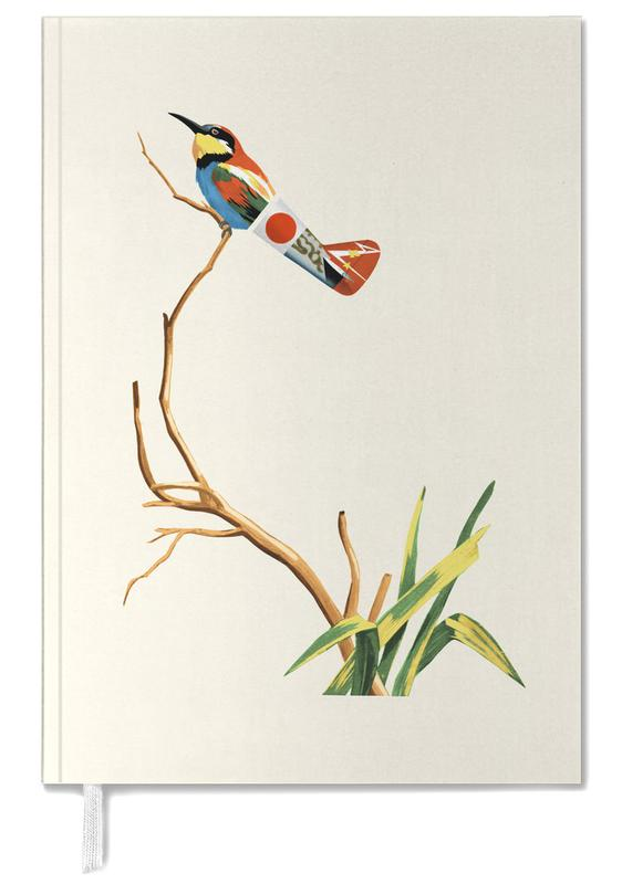 Japanese Bird Personal Planner