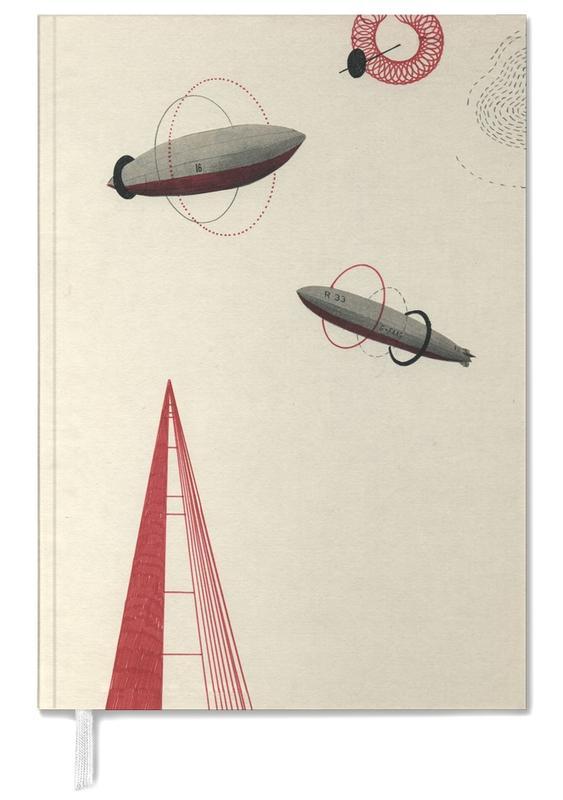 Zeppelin III Personal Planner