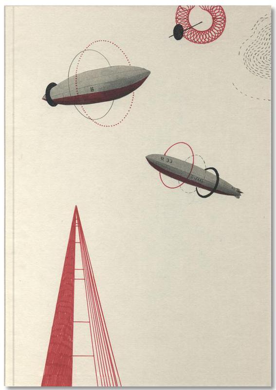 Zeppelin III Notebook