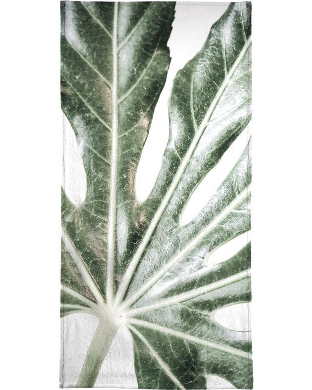Bladeren en planten, Light Palm handdoek