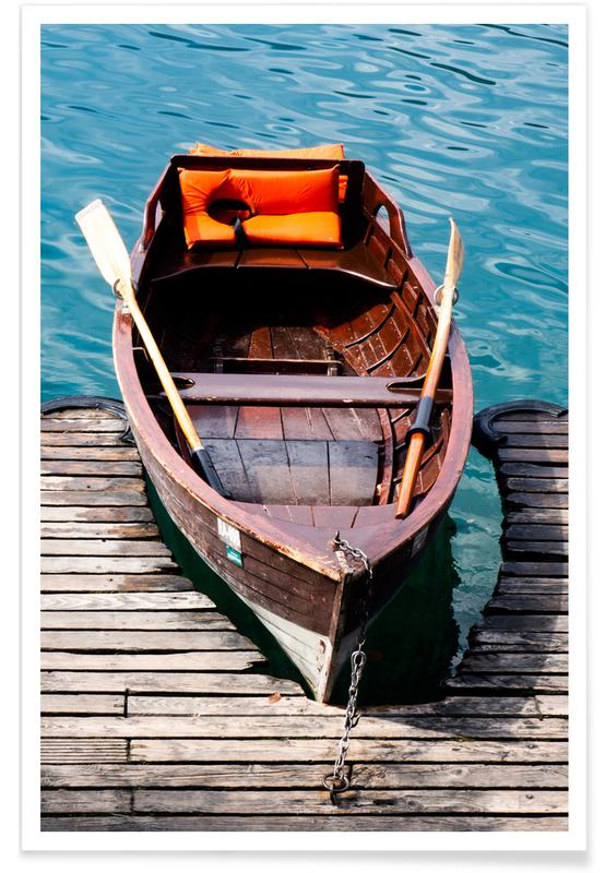 A Boat for my Father -Poster
