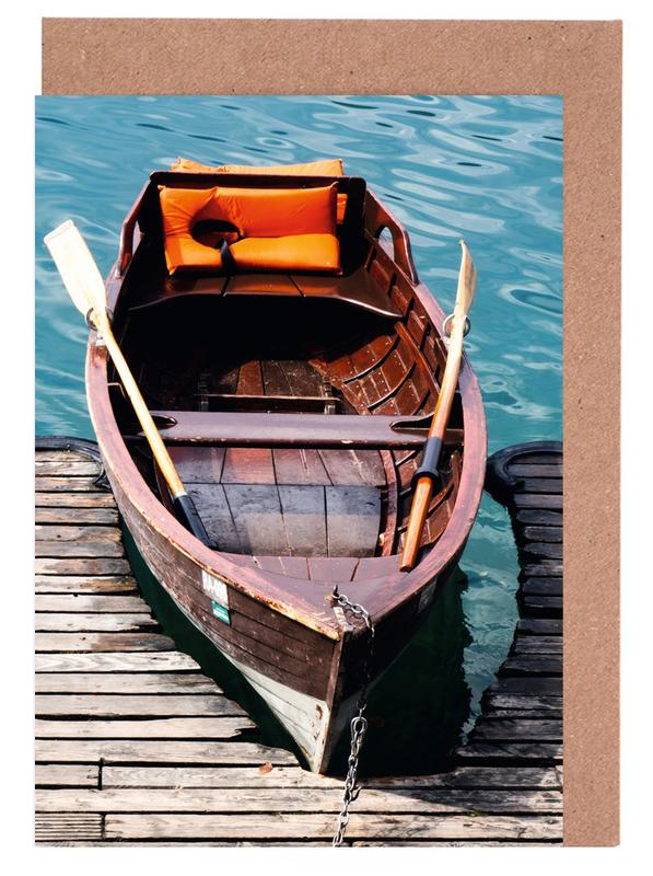 A Boat for my Father Greeting Card Set
