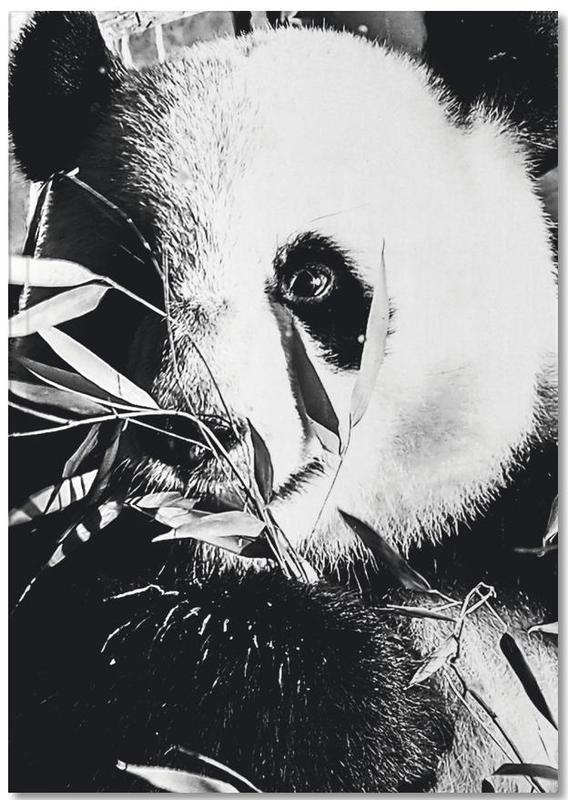Hungry Panda Notebook