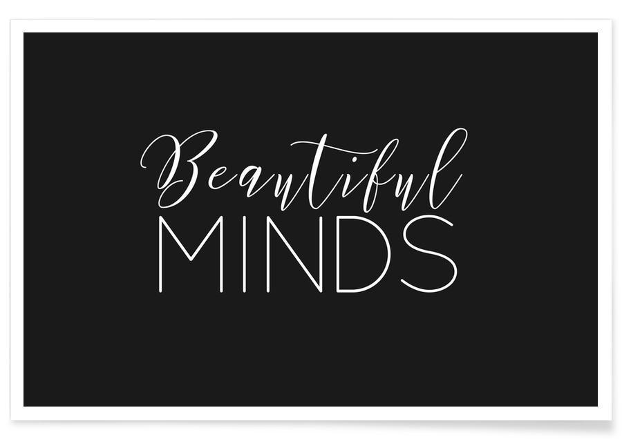 BEAUTIFUL MINDS -Poster