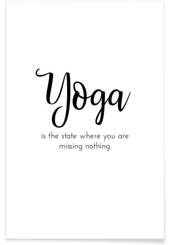 Yoga -Poster