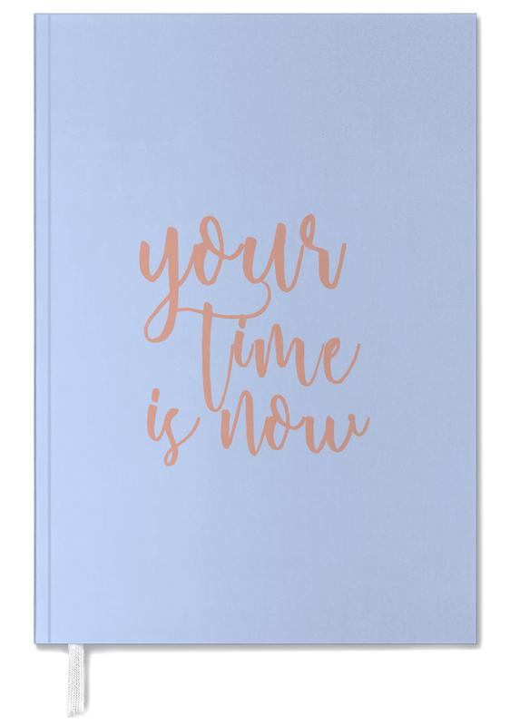 Your Time Is Now Personal Planner