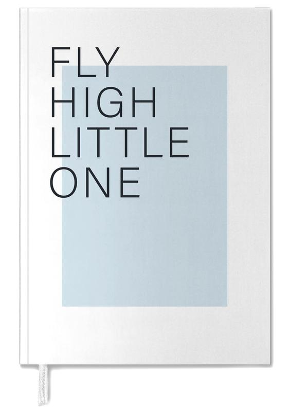 Fly High Little One Personal Planner